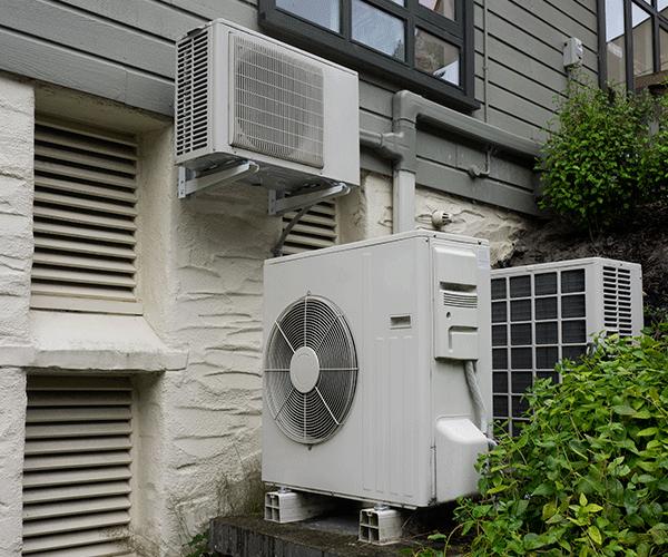 climatisation externe professionnelle